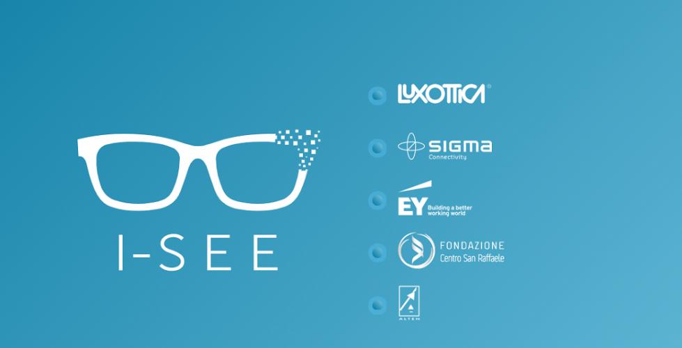 I-see de intelligente bril