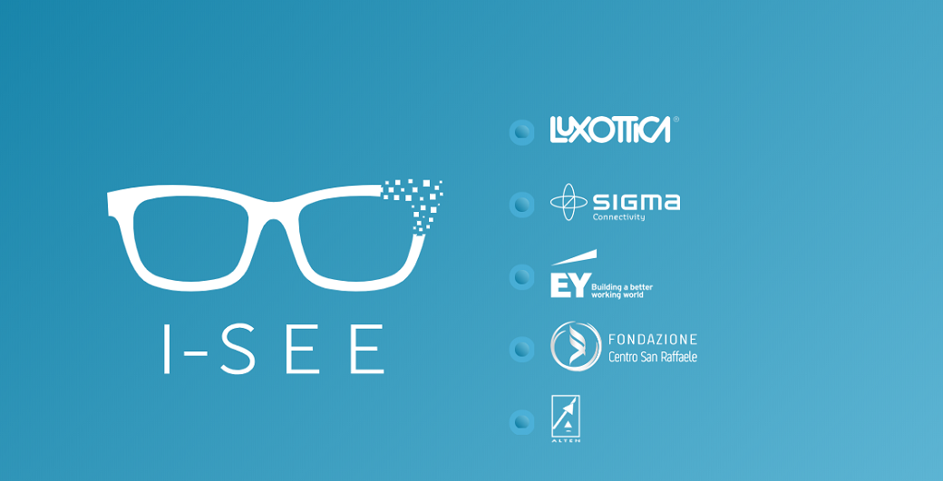 I-see: Intelligent glasses