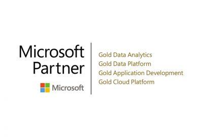 Uitbreiding Microsoft Gold partnership
