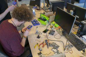 ALTEN Voorbereidingen Hackathon