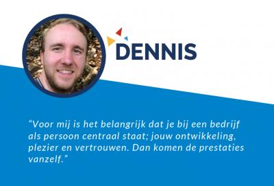 Dennis' Testimonial