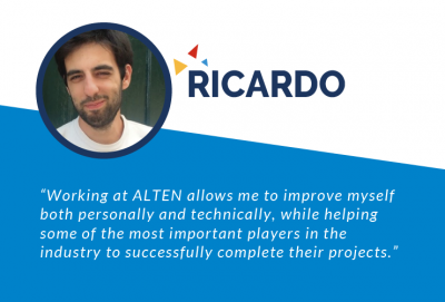 Ricardo's Testimonial