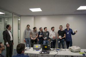 ALTEN winnaars Hackathon