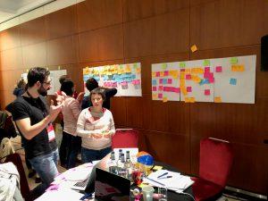 ALTEN User journey mapping workshop
