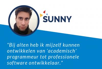 Sunny's Testimonial