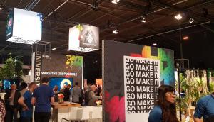 Exhibitie op Mendix World 2019, Ahoy Rotterdam