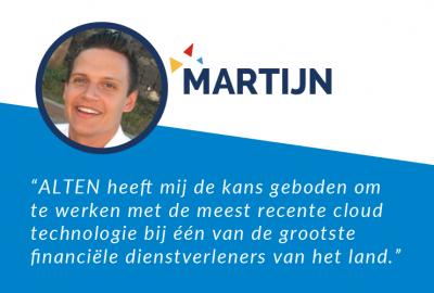 Martijn's Testimonial