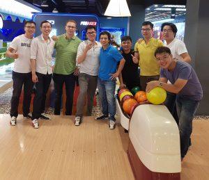 ALTEN Mark bowling Vietnam