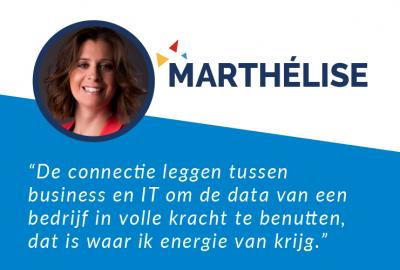 Marthélise's Testimonial