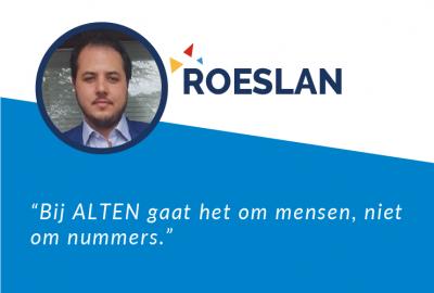 Roeslan's Testimonial