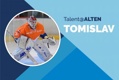Talent @ ALTEN – Tomislav