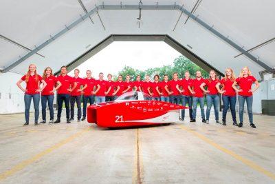ALTEN nieuwe sponsor van Solar Team Twente