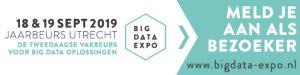 Meld je aan voor de Big Data Expo