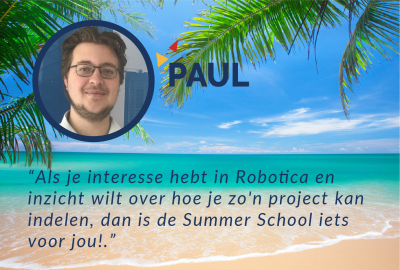 Paul's Testimonial Summer School