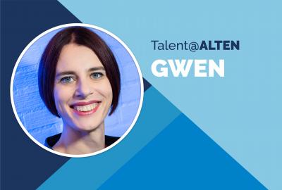 Talent @ ALTEN: Gwen
