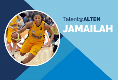 Talent @ ALTEN: Jamailah