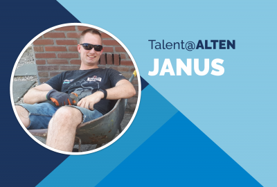 Talent @ ALTEN: Janus