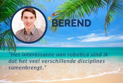Berend's Testimonial Summer School
