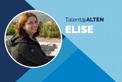 Talent@ALTEN: Elise