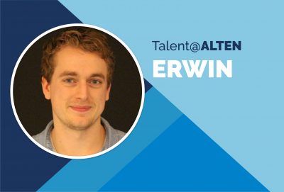 Talent@ALTEN: Erwin