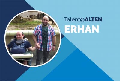 Talent@ALTEN: Erhan