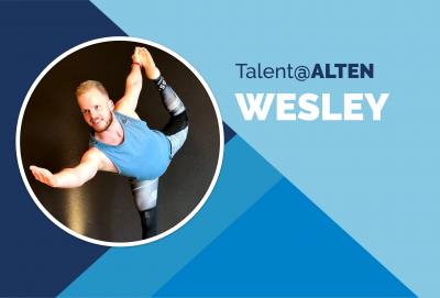 Talent@ALTEN: Wesley