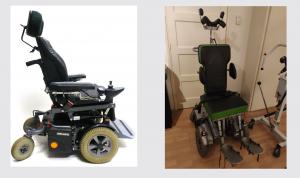 Hacking a wheelchair