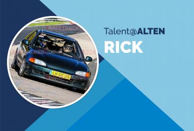 Talent@ALTEN: Rick
