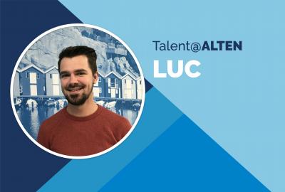 Talent@ALTEN: Luc