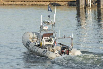 Publicatie: de zelfvarende boot