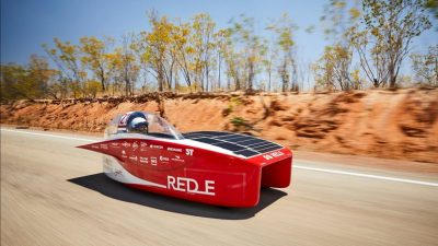 Video: collaboration Solar Team Twente
