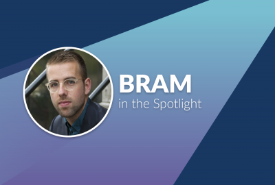 In de Spotlight: Bram