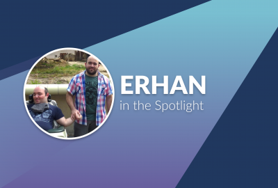 In the Spotlight: Erhan