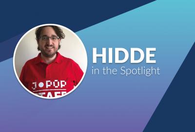 In the Spotlight: Hidde