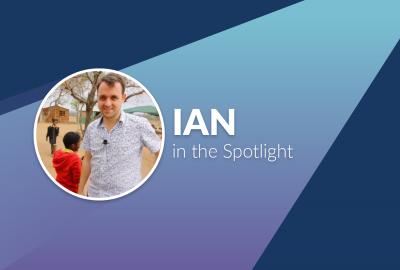 In the Spotlight: Ian