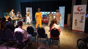 Game room Animecon
