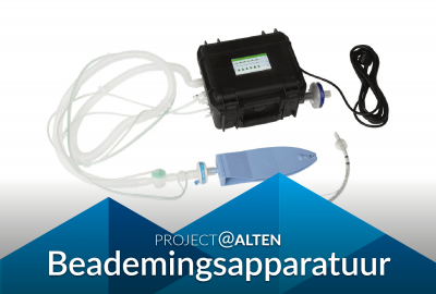 Project@ALTEN: beademingsapparatuur