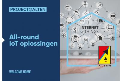 Project@ALTEN: All-round IoT oplossingen