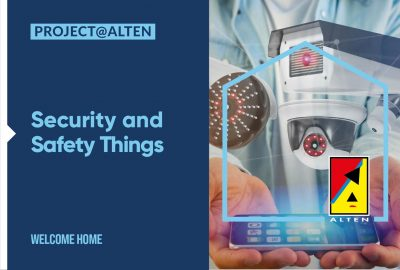 Project@ALTEN: Security and Safety Things