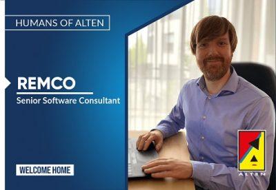 Blog: Remco, senior software consultant