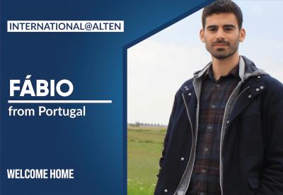 International@ALTEN: Fábio