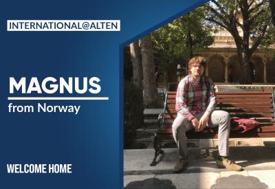International@ALTEN: Magnus