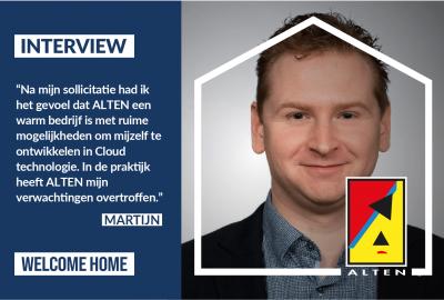 Interview: Martijn, BI-consultant