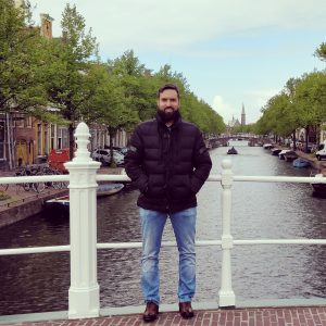 Luis in Holland