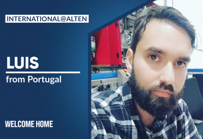 International@ALTEN: Luis