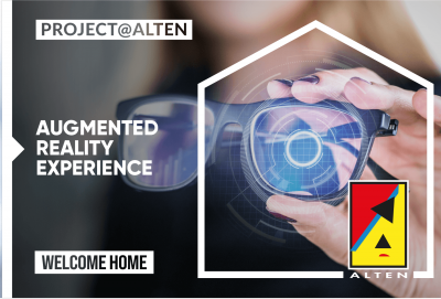 Project@ALTEN: Augmented Reality Experience