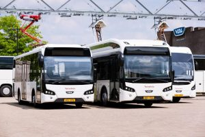 Test bussen VDL