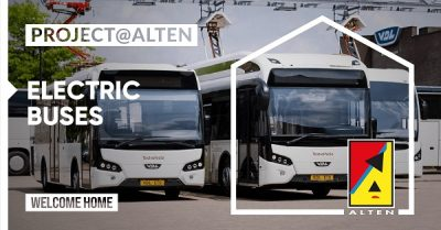 Project@ALTEN: electric buses