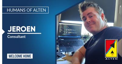 Blog: Jeroen
