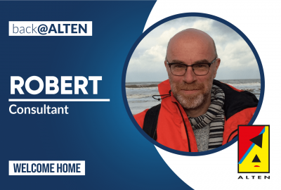 Back@ALTEN: Robert